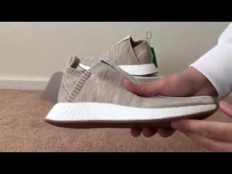 3a51533c Kith x Naked x Adidas NMD City Sock 2 Sandstone @stockx @KithSet  @adidasoriginals