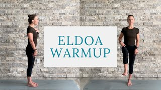INTRODUCTION TO ELDOA™// BEGINNER WARMUP
