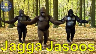 Jagga Jasoos   Galti Se Mistake Video Song   Funny animal dance video 2017