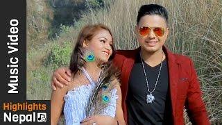 Tadpi Tadpi Bachdina Ma by Prem Rawal, Devi Gharti Dhakal | New Nepali Lok Dohori Song 2017/2073