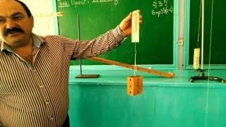 Рычаг, наклонная плоскость, блоки. Простые механизмы. Фрагмент урока. 7 кл.