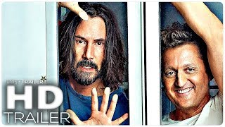 BILL & TED 3: FACE THE MUSIC Official Trailer (2020) Keanu Reeves, Alex Winter Movie HD