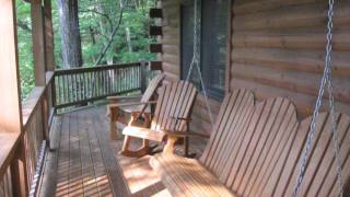 Smoky Mountain Retreat - Log Cabin For Sale In Premier Log Community In Maggie Valley, Real Estate