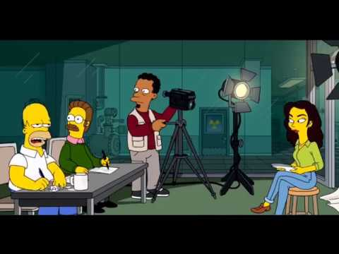 Preview - Gal Gadot In The Simpsons.