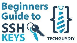 Beginners Guide to SSH Keys
