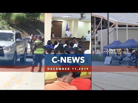UNTV: C-News | December 11, 2019