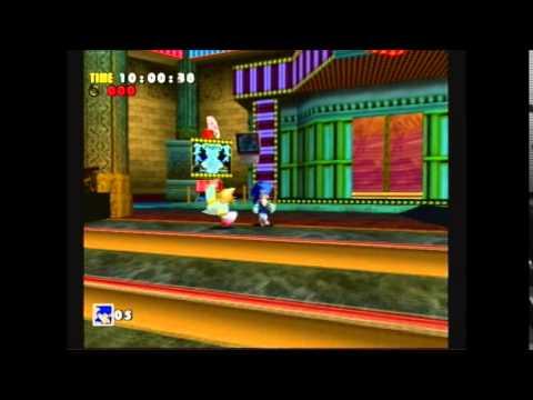 Sonic Adventure part 3