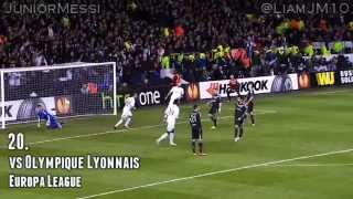 Gareth Bale // All 31 Goals for Tottenham Hotspur and Wales 2012/13 // HD