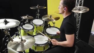 Warsztat perkusyjny #3: Punktualne szesnastki (INFODRUM.PL)