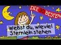 Weißt du, wieviel Sternlein stehen - Die besten Schlaflieder || Kinderlieder