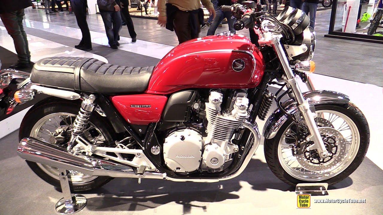 2016 Honda CB1100EX