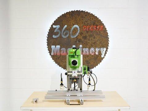 GRASS ECO PRESS P HINGE BORING & INSERTION MACHINE