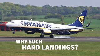 Ryanair: Why Such HARD LANDINGS?