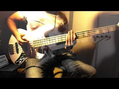 Pop Virgil 2017 - Stanley Clarke Solo Bass Cover - Timbass - Slap Solo