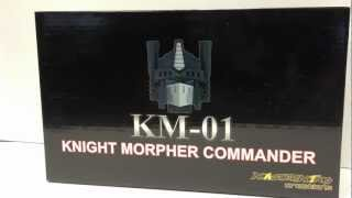 Mastermind Creations KM-01 Knight Morpher COMMANDER