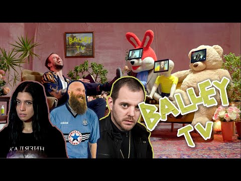 BALLEY TV - Episode 1 with Mike Skinner and Nadya Tolokonnikova