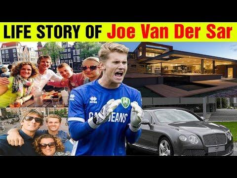 Joe Van Der Sar life story   The History Of Joe Van Der Sar   Lifestyle of Joe Van Der Sar