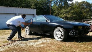 Honda $50 Rustoleum paint job