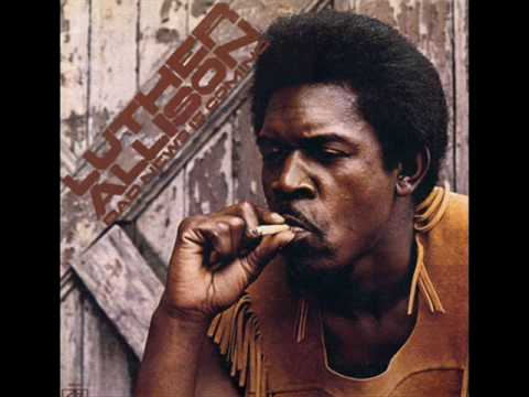 Клип Luther Allison - Bad News Is Coming