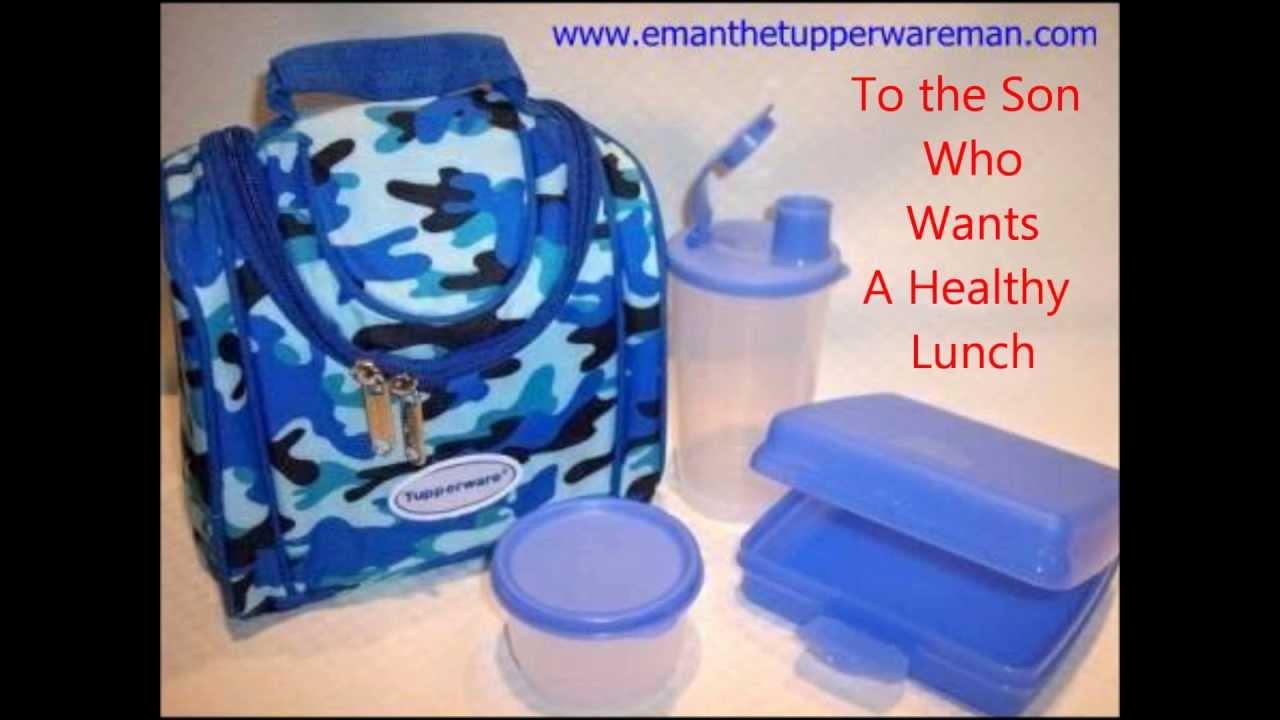 tupperware solution