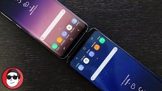 Unboxing Samsung Galaxy S8 & S8 Plus - Hape TERSEXY di dunia!!!
