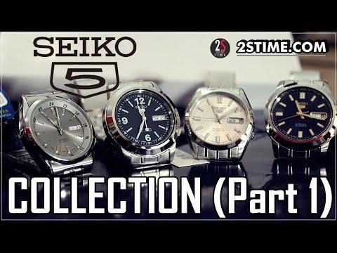 SEIKO 5 COLLECTION - The Best Dress Watch Under 150€ [Part 1]