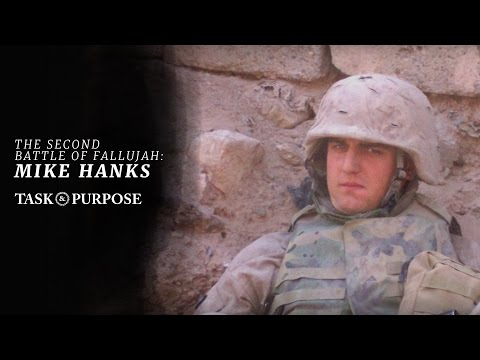 The Second Battle Of Fallujah: Mike Hanks