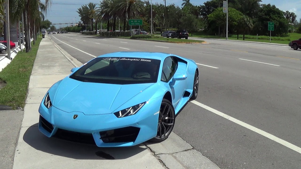 The World's Best Supercars Lamborghini Aventador VS ...