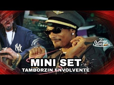MINI SET - TAMBORZIN ENVOLVENTE, MISTURADO [ DJ ZIGÃO DA BRASÍLIA ] 2018