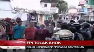 Polisi Mengepung Markas DPP/FPI