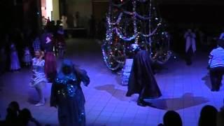 Arbre du nouvel an/Новогодняя ёлка 2014
