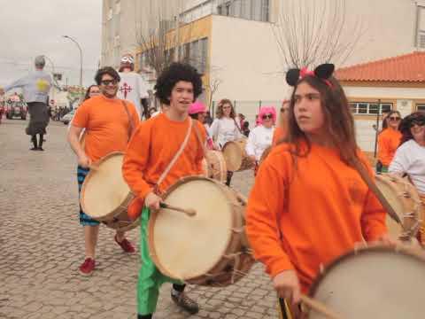 Carnaval de Pinhal Novo começou com Bardoada!