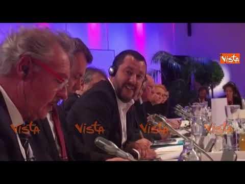 """""""¡A la mierda!"""", el ministro de Luxemburgo estalla ante el discurso xenófobo de Salvini"""