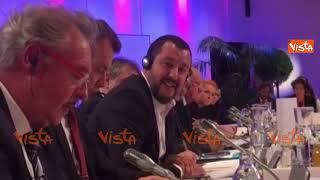 Vienna, il ministro del Lussemburgo sbotta contro Salvini: