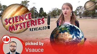 Amazing Earth Science With Vsauce & YouTube Kids