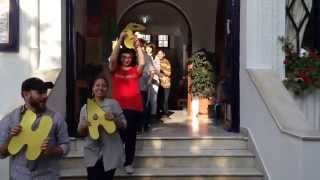 Happy : American Language Center Tangier 2014