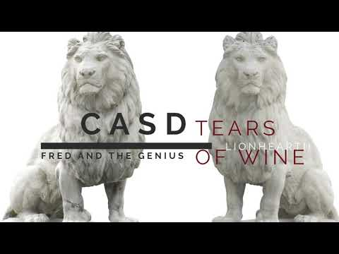 Tears Of Wine/ by CASD ft Fred & The Genius AHAYA (Hebrew Truth Music)