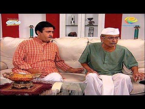 Download Jethalal Pinches Champaklal | Taarak Mehta Ka Ooltah Chashmah - Ep 1256 | TMKOC Comedy | तारक मेहता
