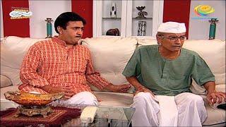 Jethalal Pinches Champaklal | Taarak Mehta Ka Ooltah Chashmah - Ep 1256 | TMKOC Comedy | तारक मेहता