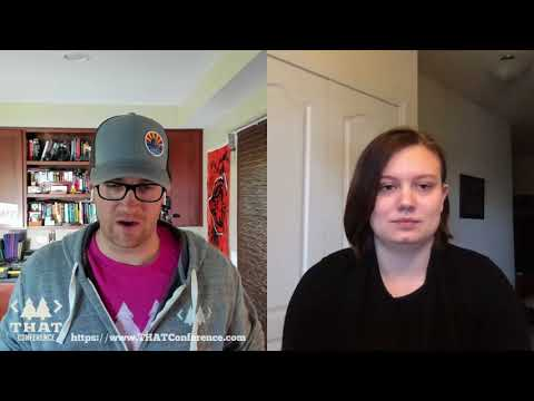 #AskTHAT Live with Ashley Dzick - UX Accessibility, Community and Bootstrap