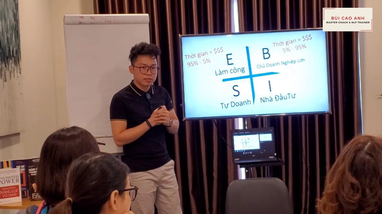 Giáo Dục Tài Chính Qua Game Cashflow (Robert Kiyosaki) (Kết Hợp NLP) |Kim Tứ Đồ| Cashflow Quadrant