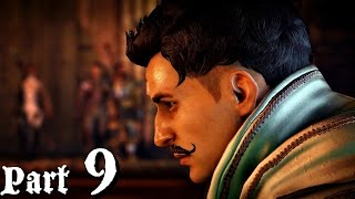 Dragon Age: Inquisition - Part 9 (Redcliffe Mages / Dorian / Time Distortion)