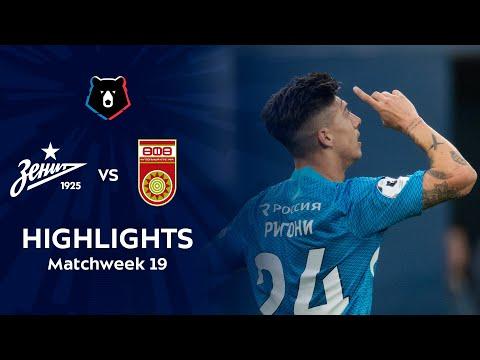 Highlights Zenit vs FC Ufa (2-1)
