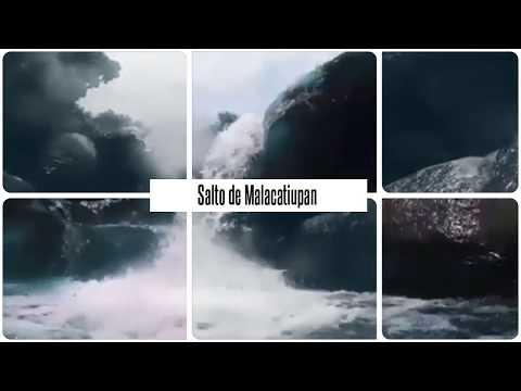 Salto de Malacatiupan in El Salvador