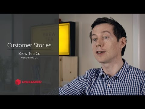 Brew Tea Co grows 100% since implementing Unleashed