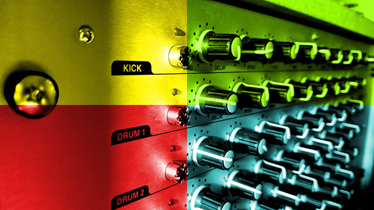 New FREE Sample Pack! DRM-1: Four Ways