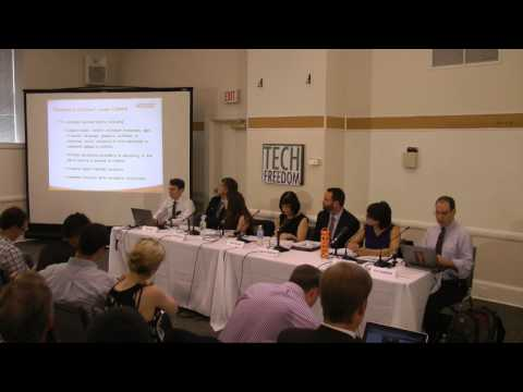 COPPA: The Past, Present & Future of Children's Privacy & Media Panel 1