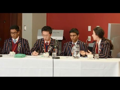 Monetary Policy Challenge 2015, First Place, King's College
