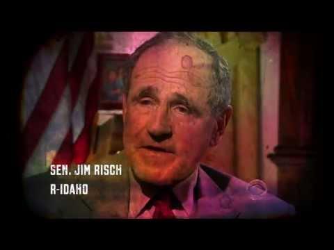 Senator Jim Risch. Anti-Feelgood Republican