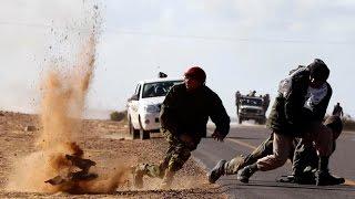 أخبار عربية - هروب أفراد داعش الأجانب عبر صحراء الموصل